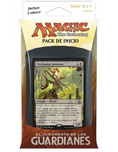 Oath of the Gatewatch Intro Pack Black - Vicious Cycle - Mazo Magic the Gathering
