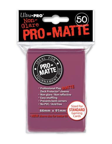 PRO-Matte Protectores Estándar Blackberry (50)
