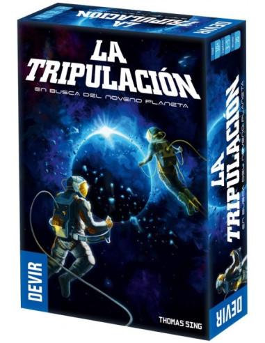 La Tripulación: En Busca Del Noveno...