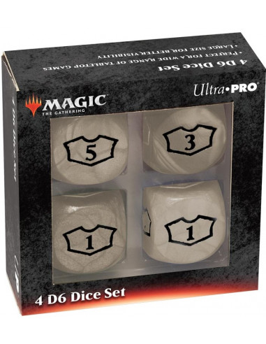 Dados Ultra Pro: MTG - Deluxe 22MM...