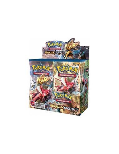 XY9 Turbo Limite Booster - Pokemon