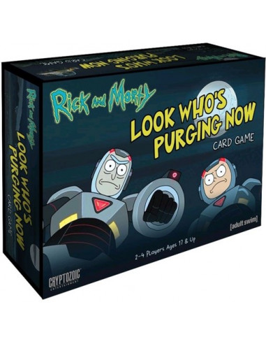 Rick and Morty: Look Who's Purging...