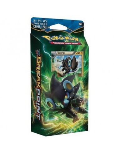 XY9 Breakpoint Mazo Electric Eye - Pokemon