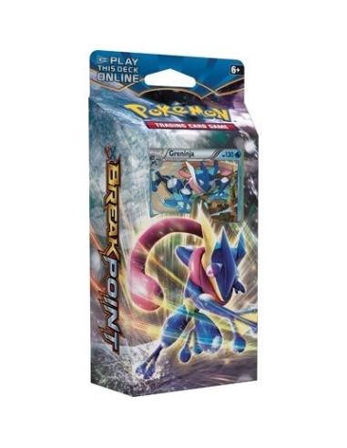 XY9 Breakpoint Mazo Wave Slasher - Pokemon
