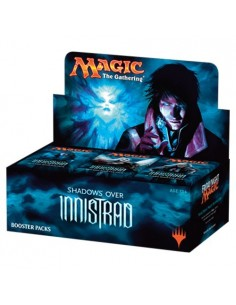 Shadows over Innistrad Caja de sobres - Magic The Gathering