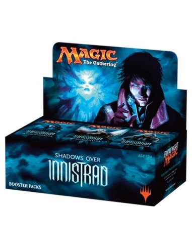 Shadows over Innistrad Caja de sobres - Magic The Gathering Chile