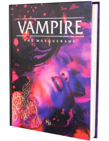 Vampire: The Masquerade 5th Edition...