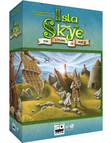 Isla de Skye - Magicsur Chile