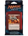 Shadows over Innistrad Intro Pack Red - Angelic Fury - Mazo Magic the Gathering