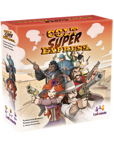 Colt Super Express - Caja - Magicsur Chile