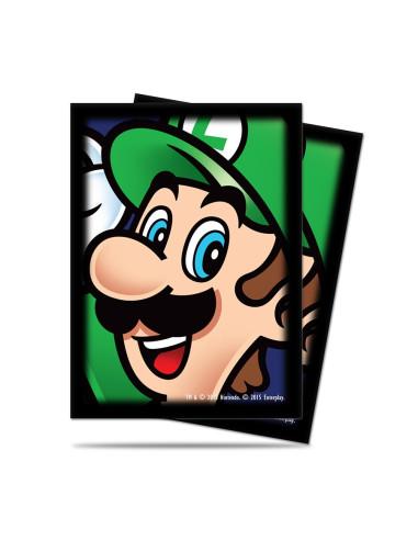 Protectores Nintendo - Luigi (65)