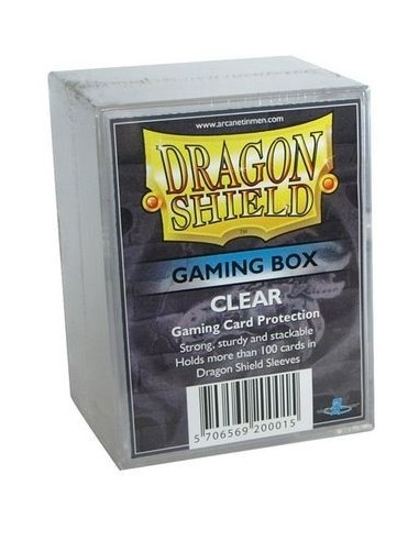 Dragon Shield Gaming Box - Incolora