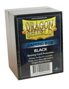 Dragon Shield Gaming Box - Negra