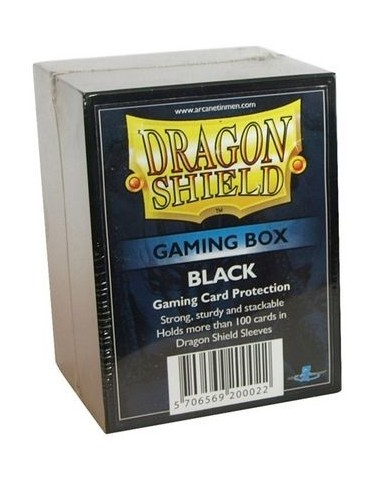 Dragon Shield Gaming Box - Negra