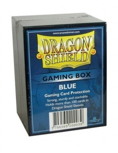 Dragon Shield Gaming Box - Azul