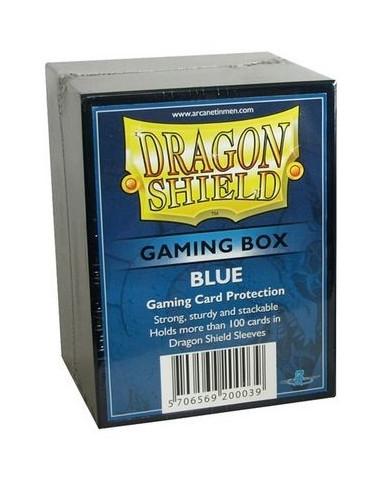 Dragon Shield Gaming Box - Azul
