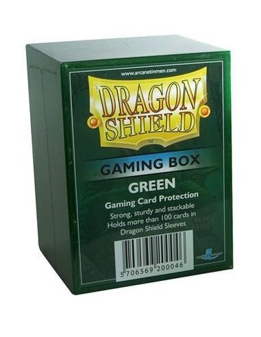 Dragon Shield Gaming Box - Verde