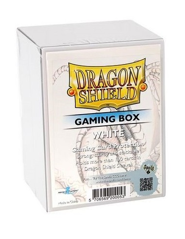 Dragon Shield Gaming Box - Blanco