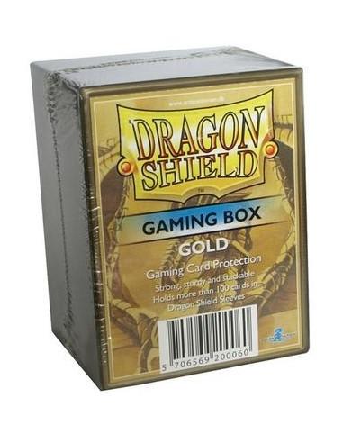 Dragon Shield Gaming Box - Dorado