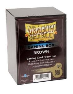 Dragon Shield Gaming Box - Marron