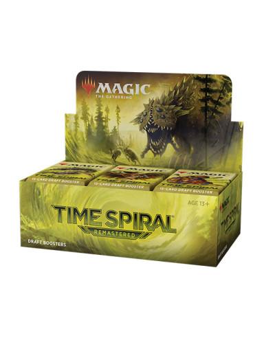Caja de sobres - Booster Box - Time Spiral Remastered Magic The Gathering Magicsur Chile