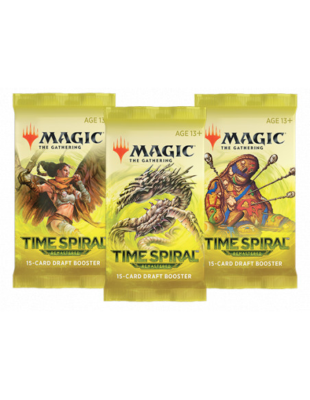 Boosters Time Spiral Remastered Magic The Gathering
