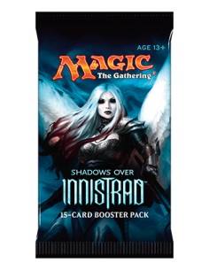 Sobre de 15 cartas de Shadows over Innistrad - Magic The Gathering