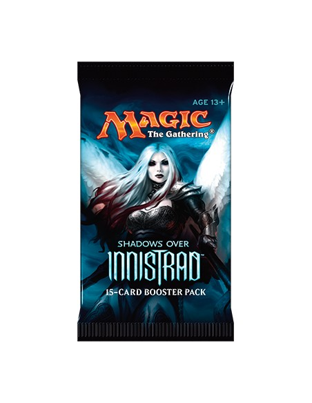 Sobre booster cartas Shadows over Innistrad - Magic en Chile