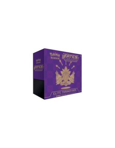 XY10 Fates Collide Elite Trainer Box