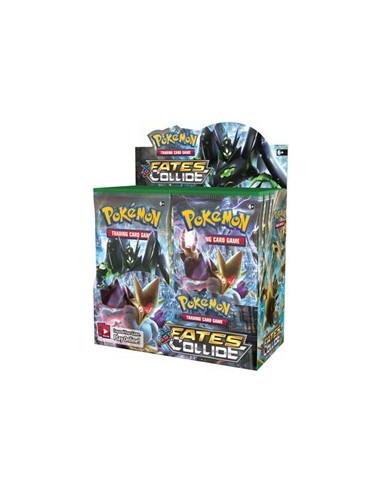 XY10 Fates Collide Booster - Pokemon