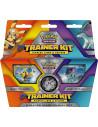Trainer Kit - Pikachu Libre & Suicune