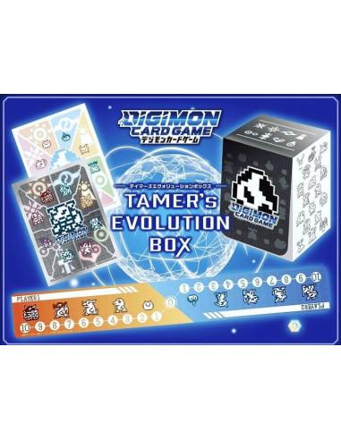 Digimon Card Game Tamer's Evolution Box