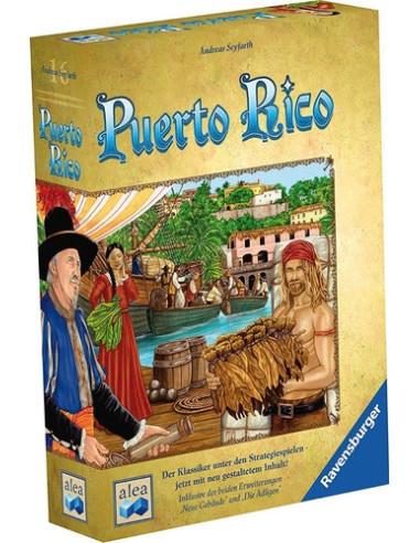 Juego de mesa Puerto Rico Edición de Lujo