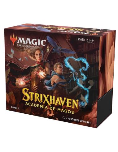 MTG BUNDLE: Strixhaven: Academia de Magos en Magicsur Chile