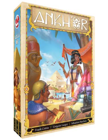 Ankhor - Juego de Mesa - Magicsur Chile