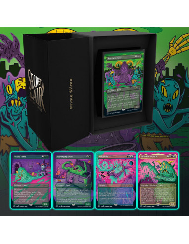 Secret Lair Drop Series: Prime Slime en Magicsur Chile