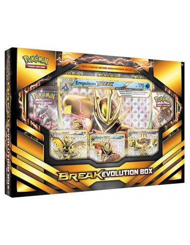 Pokémon BREAK Evolution Box!