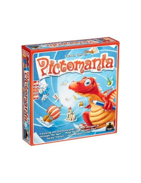Pictomania - Juego de Tablero