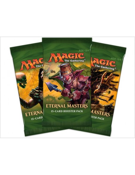 Sobres Eternal Masters Edition 2016