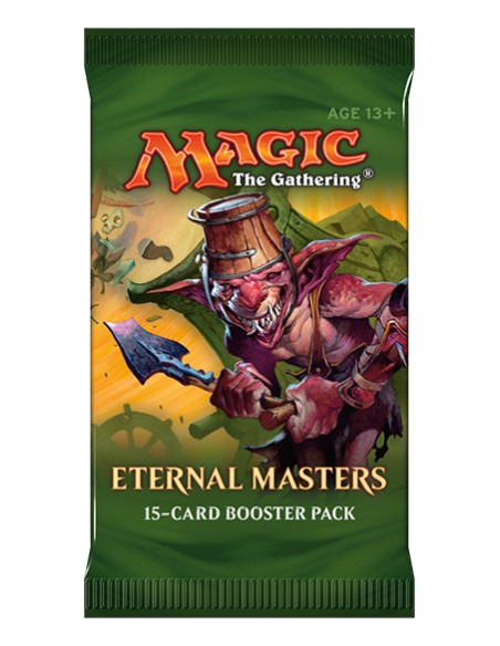 Sobre Booster Eternal Masters Edition 2016