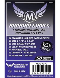 Protectores Premium para Cartas de Juegos de Mesa (USA)