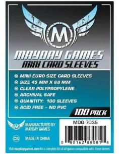 Protectores para Cartas de Juegos de Mesa (Mini Euro)