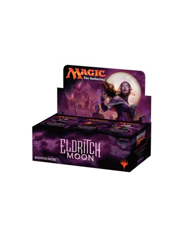 Eldritch Moon Caja de sobres - Magic The Gathering Chile