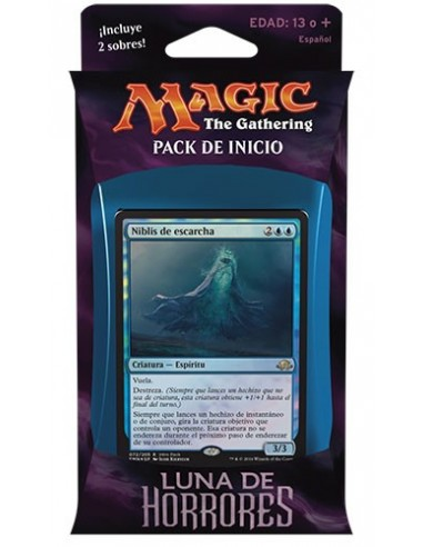 Intro Pack Blue Eldritch Moon - Dangerous Knowledge - Mazo Magic the Gathering