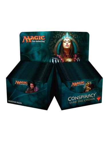 Conspiracy Take The Crown Caja de sobres - Magic The Gathering Chile