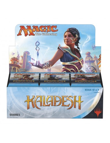Kaladesh Caja de sobres - Magic The Gathering