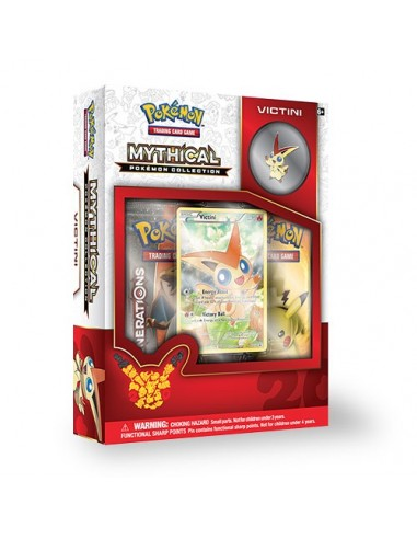 Mythical Pokemon Collection - Victini