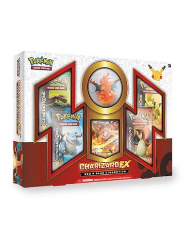 Pokémon TCG: Red & Blue Collection - Charizard-EX