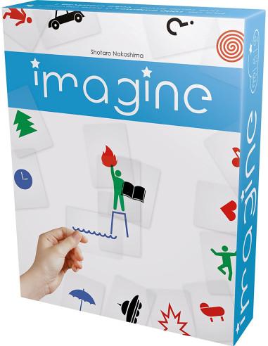 Imagine - Juego de Mesa - Magicsur