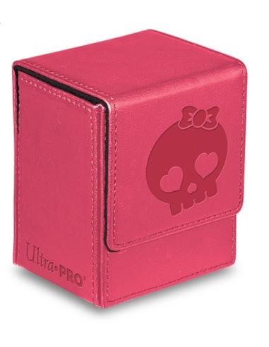 Ultra-Pro Flip Box Pink